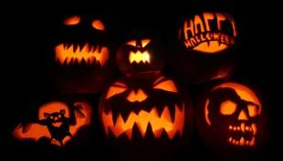 Halloween swingers party
